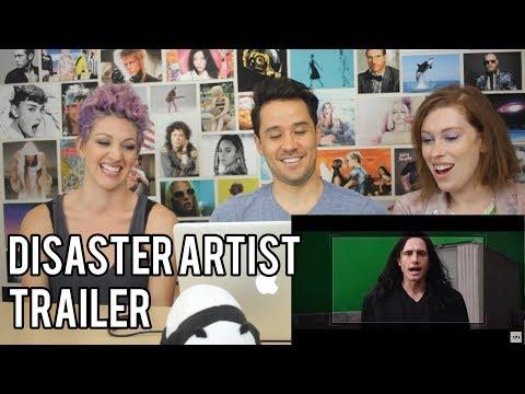 The Disaster Artist - Trailer - REACTION!