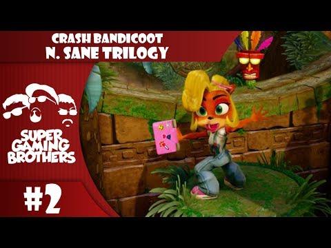 SGB Play: Crash Bandicoot N. Sane Trilogy - Part 2   Coco's Untold Story