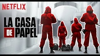 La Casa de Papel | Trailer Oficial [HD] | Netflix