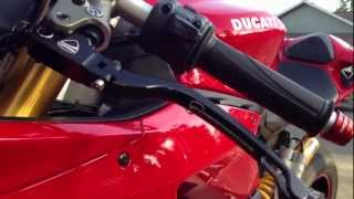Best Upgrades On A Ducati 1199 Panigale.