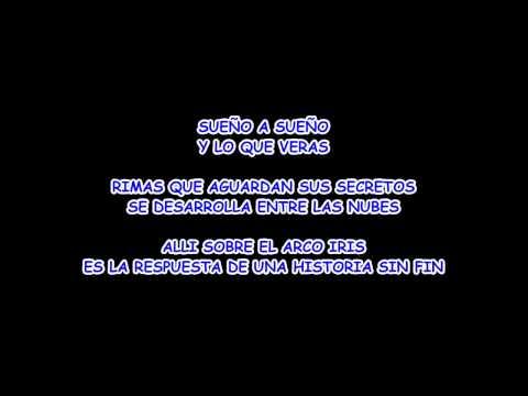 NeverEnding Story / La historia sin fin letra en español HD