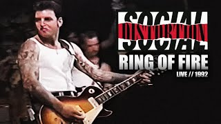 Social Distortion - Ring of Fire (Live At CBGB's, NY 24-02-1992)