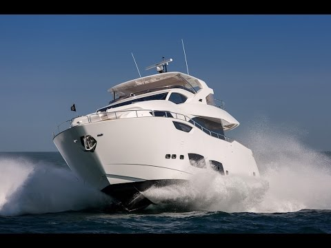 Sunseeker 95 Yacht | Motor Boat & Yachting