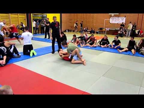 MAX FC Challenge Vaduz Finals -65kg 1. place Miro Chollet Yogaka MMA Academy