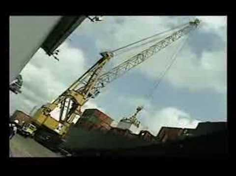 Buenaventura Maritime Terminal & Port - Multipurpose part 6