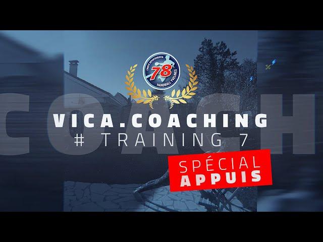 CDHBY & vica.coaching - Pour vous maintenir en forme au quotidien - Séance N°7 - Spécial Appuis