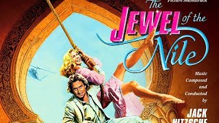 The Jewel of the Nile Soundtrack Tracklist
