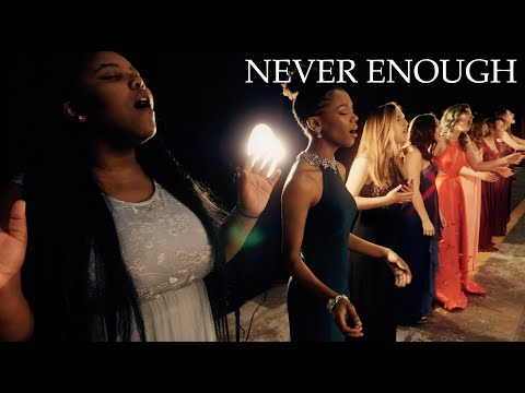 """Never Enough (from """"The Greatest Showman"""")- Musicality Cover"""