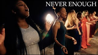 "Never Enough (from ""The Greatest Showman"")- Musicality Cover"