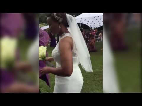Citizen Tv's Willis Raburu's Wedding Surprise