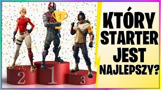 WHICH STARTER PACK IS THE BEST? * MY RANKING in Fortnite * CONTEST 10x 20PSC! | K4P1