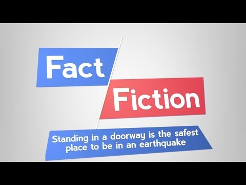 Earthquake Myths | UCLA Health Emergency Preparedness