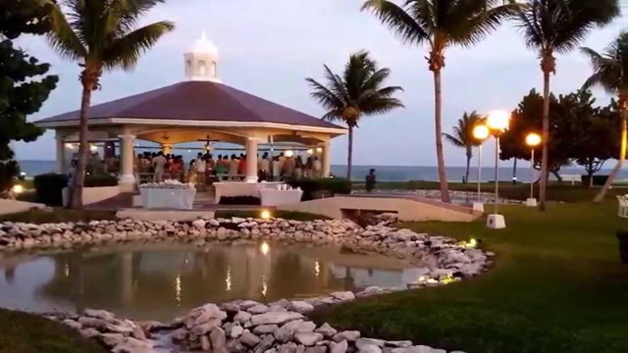 moon palace chapel area at sunset youtube