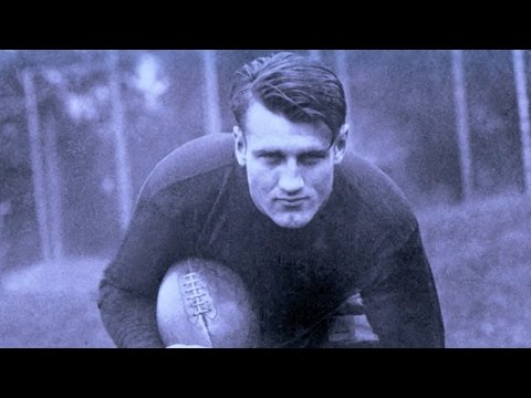#19: Bronko Nagurski | The Top 100: NFL's Greatest Players (2010) | NFL Films