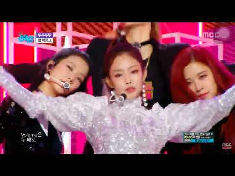 BLACKPINK - 'FOREVER YOUNG' + 'DDU-DU DDU-DU' @ Music Core