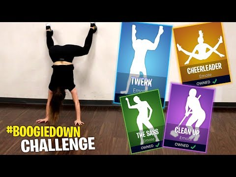 20+ Fortnite Dance/Emote Ideas #BOOGIEDOWN Contest