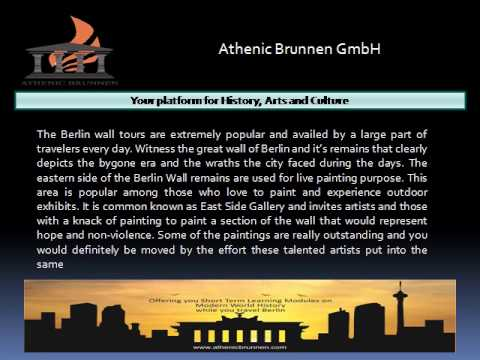Attractions in Berlin, Germany
