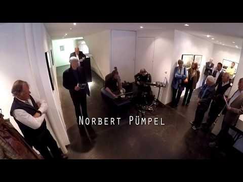 Vernissage Norbert Pümpel - Musikbeitrag