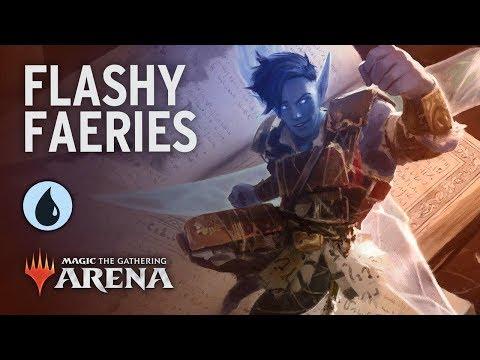 Flashy Faeries | Throne Of Eldraine Standard Deck Guide [MTG Arena]