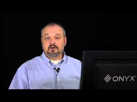 HP Latex 360 Printer: Synchronizing Media