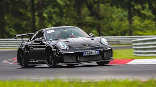 A NOT-SO-STOCK PORSCHE GT2 RS NÜRBURGRING ONBOARD