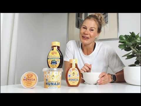 Anna Saivosalmen hunajavinkit