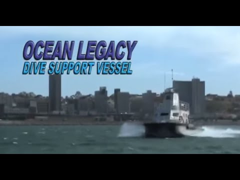 T Craft OCEAN LEGACY Dive Support Vessel