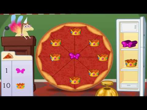 Fun Math Games - cool math games:  fun ways your kids can practice math facts!   Addition Pizza
