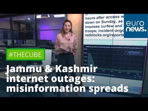 Kashmir: The misinformation