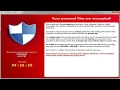 How to remove Cryptolocker by use Malwarebytes