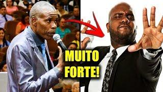 Forte! Pastor Juarez Tavares fala Recado para Jacinto Manto