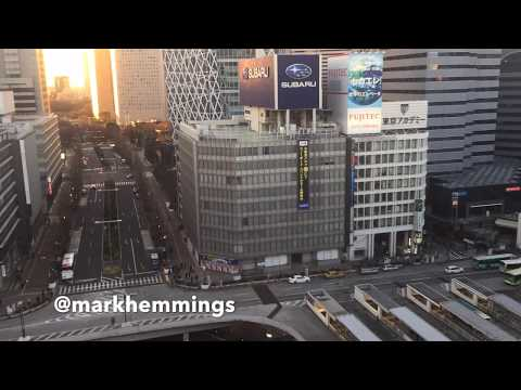 How To Create Time-lapse Photography: Shibuya Scramble Crossing In Tokyo Japan