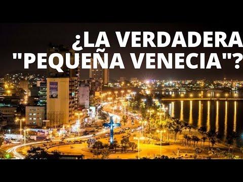 Área Metropolitana Puerto La Cruz-Barcelona-Lechería, Venezuela: Playa, Canales y Ciudad