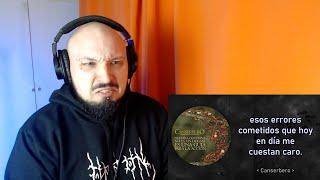 Canserbero • Perdón (ft. RayOne, La Zaga, Lil Supa' & Rxnde Akozta) // REACCION // Nacho Lahuerta