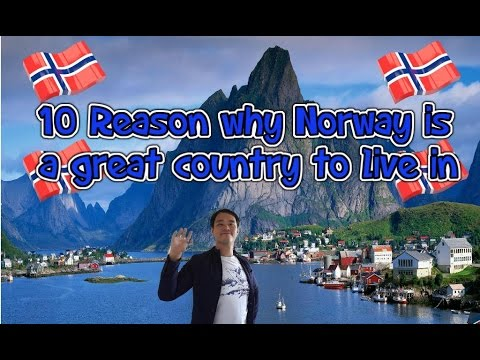 10 Reason why Norway is a great country to live in