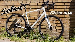 Обзор велосипеда Salsa Journeyman (Gravel/Adventure bike)