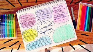 How To Create a Support System