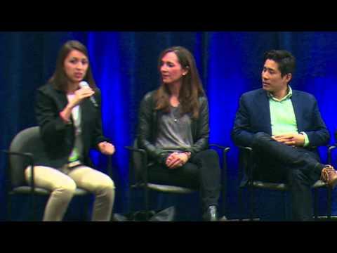 International Women's Hackathon Panel at the USA Science & Engineering Festival!