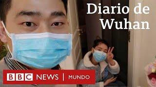 La pareja que filmó cómo vivió el coronavirus en Wuhan, la ciudad china donde se originó la pandemia