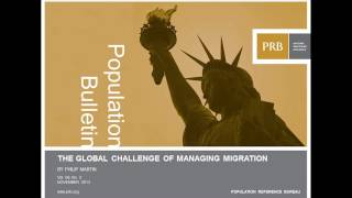 The Global Challenge of Managing Migration Webinar