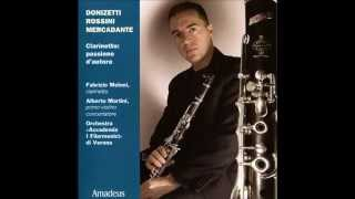 2/2 Andante con variazioni - Clarinet Concerto in B flat Major - Saverio Mercadante / Meloni