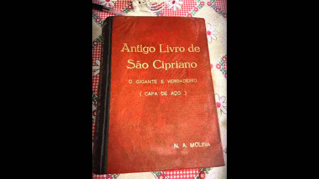 O Livro de São Cipriano - Livros De Bruxarias - YouTube