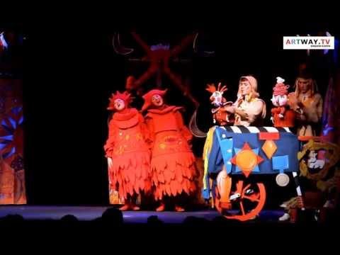 Кукольный театр Сказки