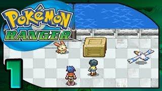 Pokemon Ranger Detailed Walkthrough - #01: What It Takes To Be A Ranger