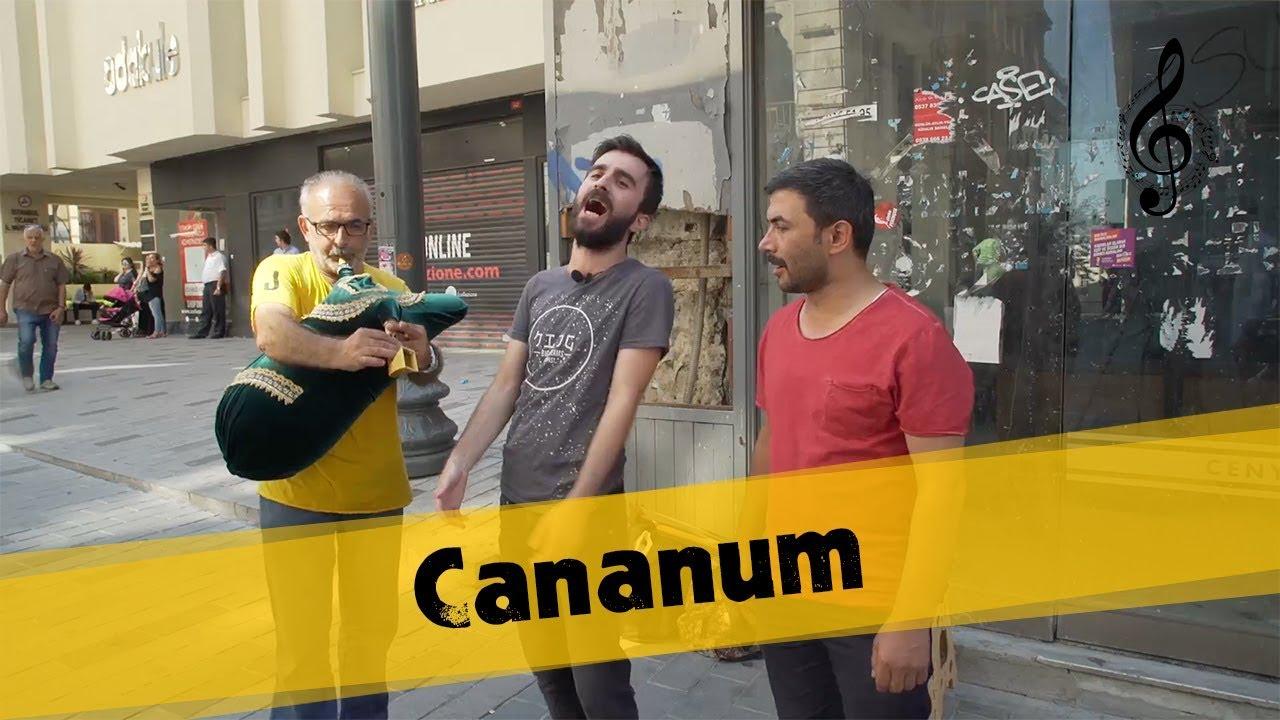 Cananum - Sokağın Sevdiği Şarkılar