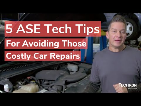 How to Avoid Expensive Automotive Repairs: 5 Tips from an ASE Certified Technician and Garage Owner
