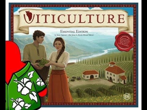 Viticulture essential edition - Partita intera