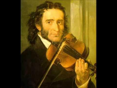 Paganini: Concerto 4 - Mov. II (Adagio)