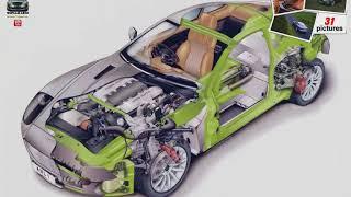 Aston Martin V12 Vanquish ( 2001 )