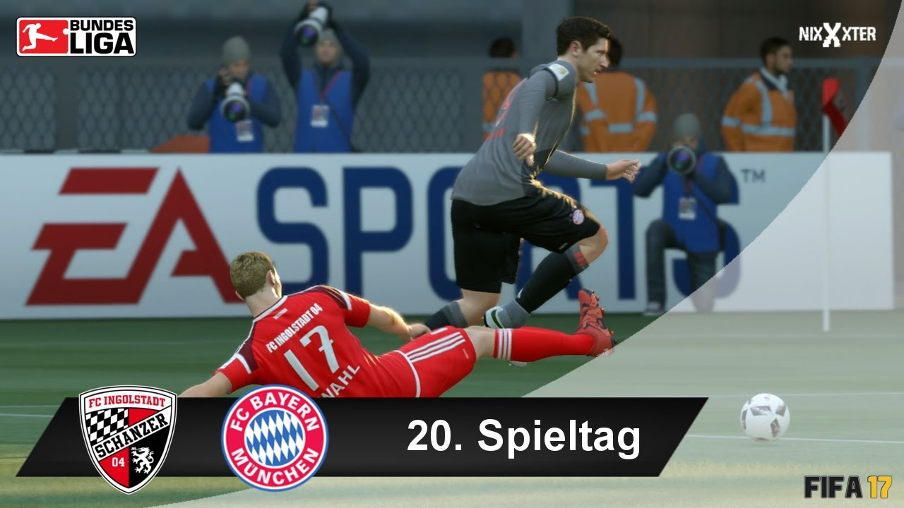 Fc Ingolstadt Vs Fc Bayern